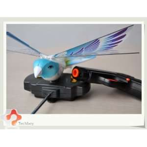 Indoor/outdoor 2 Player Radio Control Infrared Bird Hunting Game