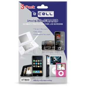 Ecell   3 x ANTI GLARE LCD SCREEN PROTECTOR FOR MOTOROLA