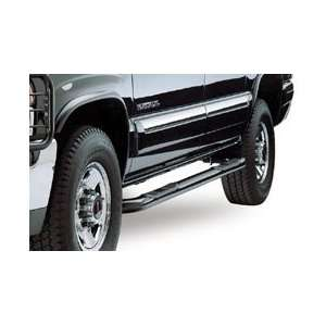 Westin 25 1695 Signature Series Round Nerf Bars   Black, for the 2004