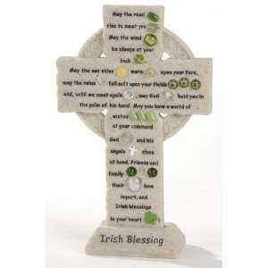 Pack of 2 Stories of Faith Celtic Irish Blessing Wall