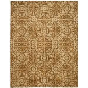 Safavieh Antiquities AT411A GOLD / BEIGE 2 3 X 4 Area
