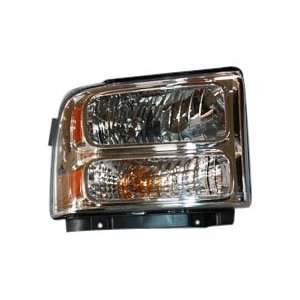 TYC 20 6699 00 Ford Passenger Side Headlight Assembly