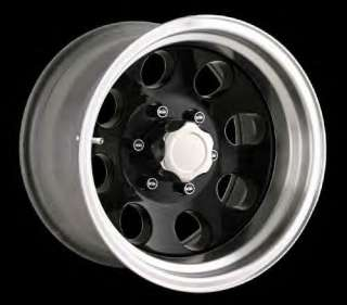 16 Ion Alloy 171 Black Wheels RWD, TRK, SUV 16x10