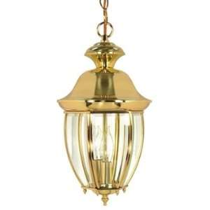 60/766   Nuvo Lighting   New Haven   Two Light Outdoor Hanging Lantern