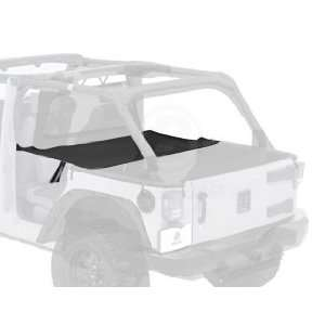 Bestop 90034 35 Duster Black Diamond Deck Cover Extension