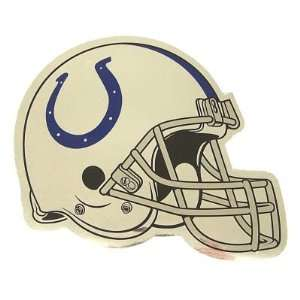 INDIANAPOLIS COLTS OFFICIAL HELMET LOGO CAR & FRIDGE