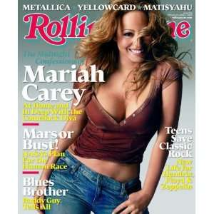 Rolling Stone Cover of Mariah Carey / Rolling Stone Magazine Vol. 994