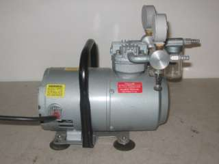 Emerson Vacuum Pump Model SA55NXGTE 4870 M100E