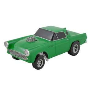GASSER, GREEN, COLLECTIBLE 118 SCALE MODEL, HOT ROD, STREET ROD, DRAG
