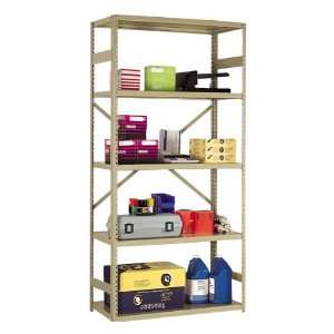 FeatureLine Series Commercial Grade Shelving Open Back 36
