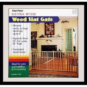 Top Quality Wood Slat Gate 53   96