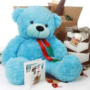 Bear Hug Care Package   26 Sky Blue, Happy Christmas Bear Toys