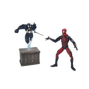 Man Classic Series 14 Figure Spin N Trap Spider Man Toys & Games