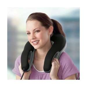 Shiatsu Neck Massager w/ Vibration & Heat Health