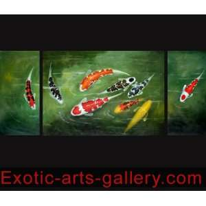 Original Modern Abstract Art, Canvas Art Oil Painting