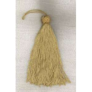 Bihari Tassel Antique Gold By The Each Arts, Crafts