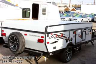 2012 Palomino Banshee B 2 by Forest River Off Road Tent Toy Hauler
