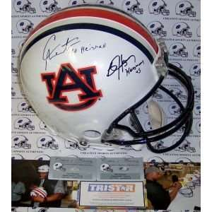 Auburn Tigers Bo Jackson and Cam Newton Hand Signed