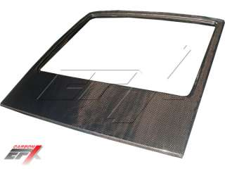 Cfx Carbon Fiber Oem HOOD Kit Auto Body & Hatch Datsun 240z 70 73 US