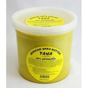 Taha 64oz (4lbs) Raw Shea Butter From Ghana Everything
