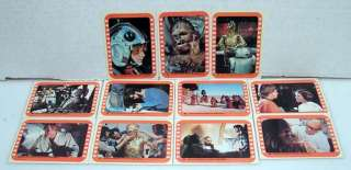 1977 Star Wars TOPPS Trading Card/Sticker Set of 55
