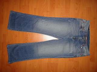 LOT of 2 LUCKY BRAND SWEET N LOW STRETCH JEANS 14/32