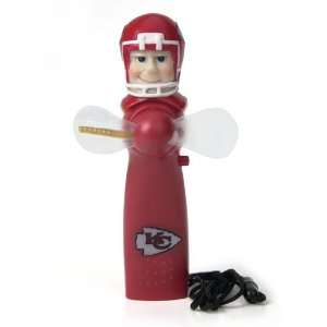 BSS   Kansas City Chiefs NFL Light Up Spinning Hand Held