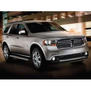 2011 2012 Dodge Durango Window Air Deflectors Automotive