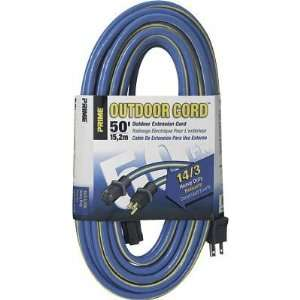 Prime Wire & Cable KC506730 50 Foot 14/3 SJTW Kaleidoscope