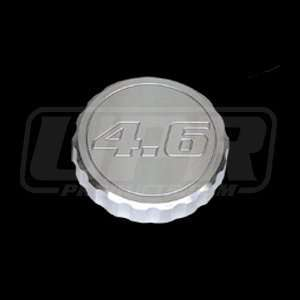 79 10 Mustang Billet Scalloped Oil Filler Cap Cover with 4