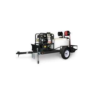 Shark Commercial 3500 PSI (Gas Hot Water) Trailer Pressure