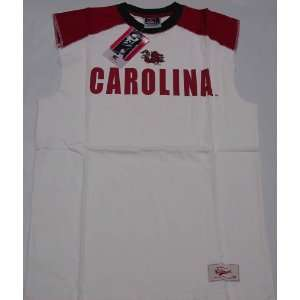 South Carolina Gamecocks Muscle T Shirt (Size Large)