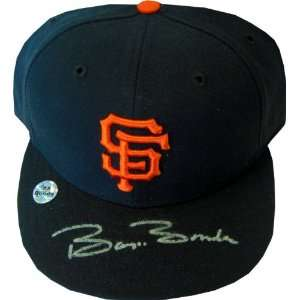 Barry Bonds Autographed San Francisco Giants Hat (Bonds Holo)