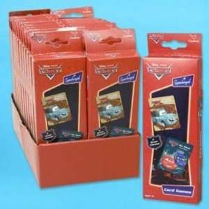 Card Game 2 Pack Disney Cars Toys Case Pack 48 Everything