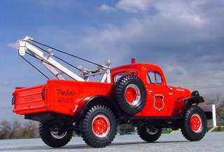 VR   PHILLIPS 66 Dodge POWER WAGON   First Gear TOW
