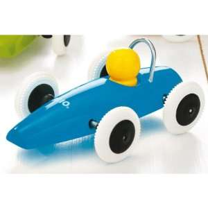 Brio Classic Wooden Car   Red Toys & Games