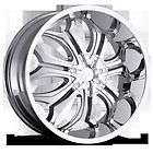 24 Wheels Rims Chevy Ford Cadillac QX56 GMC Ram