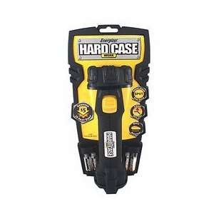 Energizer Hard Case Impact Resistant LED Flashlight with 4
