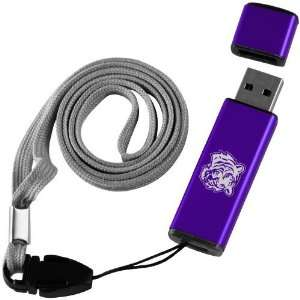 LSU Tigers Purple 8GB Spirit Stick USB Flash Drive