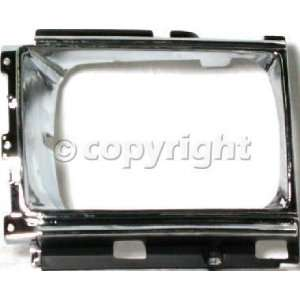 HEADLIGHT DOOR toyota PICKUP 87 88 light lamp lh