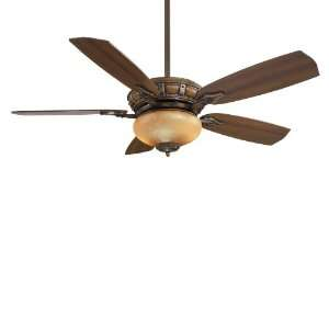 Minka Aire F612 DKG, High Sierra Distressed Koa 54 Ceiling Fan with