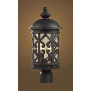 42064/2   Tuscany Coast Collection Outdoor Post Lighting