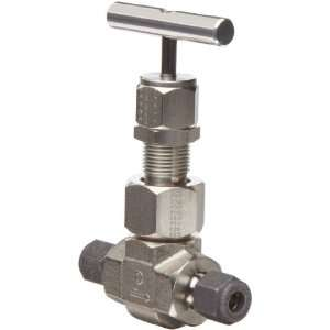 Parker U Series Stainless Steel 316 High Temperature Needle Valve