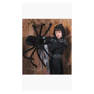 Spider w/Jewel Eyes   50in Halloween Prop (B115) Toys & Games