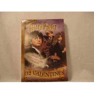 HARRY POTTER VALENTINES DAY CARDS
