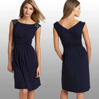 Fashion Cocktail Party Matte Jersey Dresses AU 6~24