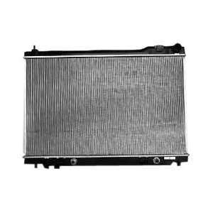 Infiniti FX45 1 Row Plastic Aluminum Replacement Radiator Automotive