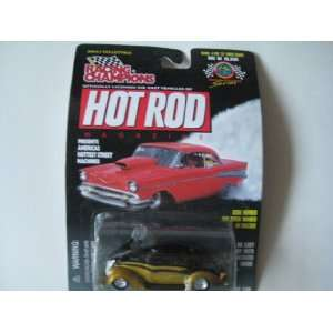 Racing Champions Hot Rod #118 37 Ford Coupe