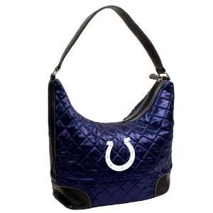 NFL Indianapolis Colts Team Color Quilted Hobo Sports