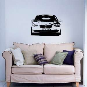 Mural Vinyl Sticker Car BMW 5 series Gran Turismo A193